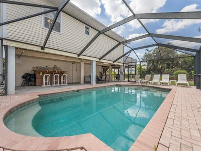 Photo for Sunny Side Up Pet friendly pool home with fenced yard