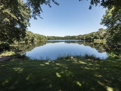 Photo for Pond Front & Close to Beach!