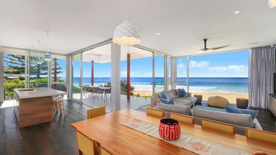 Photo for NORTH AVOCA BEACHFRONT WATERLINE - WITH AMAZING VIEWS AND OUTDOOR SPA