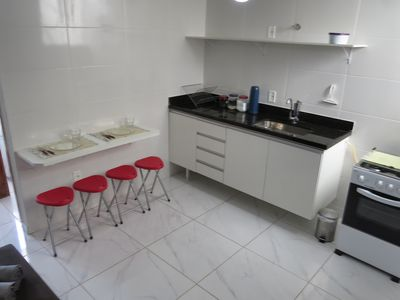 Photo for Summer - Complete apartment, close to the beach and shopping