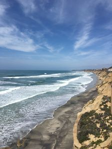 Photo for Steps to the Beach at Solana Beach
