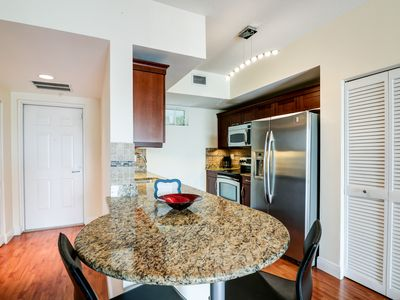 Photo for Gorgeous Dadeland Condo Near Dadeland Mall and Baptist Hospital