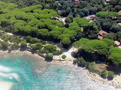 Photo for Vacation home Red Stones  in Punta Ala, Tuscany Coast - 6 persons, 2 bedrooms