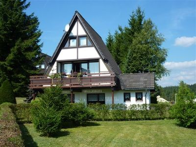 Photo for large vacation house in Nagel at the lake (no steep stairs)