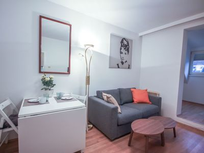 Photo for Nice apartment for 2 guests with WIFI and TV