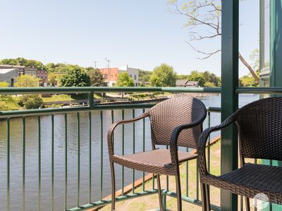 Photo for River Watch: 2 BR Condo on the Manistee River w/ New Furnishings! (Sleeps 7)