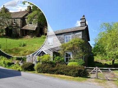 Photo for Beautiful stone built property offering plenty of character and large private garden
