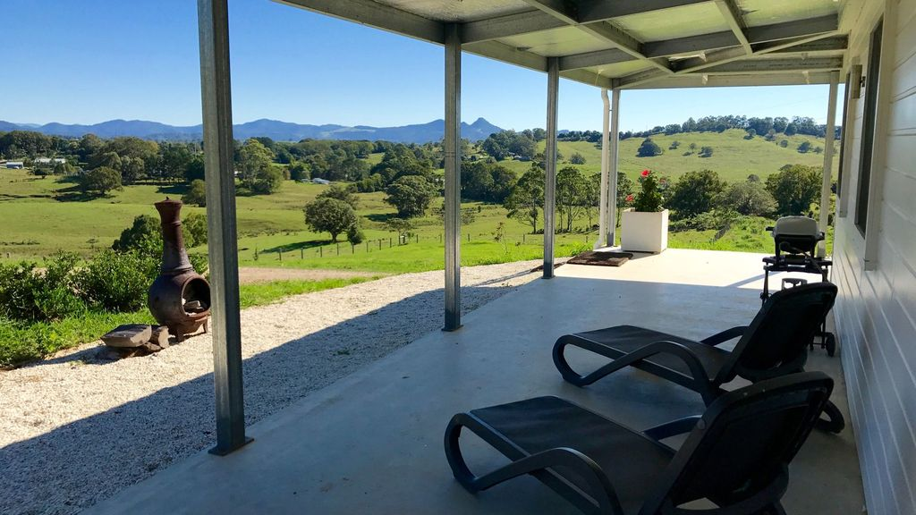 BYRON HINTERLAND ECO-LUXE STAY