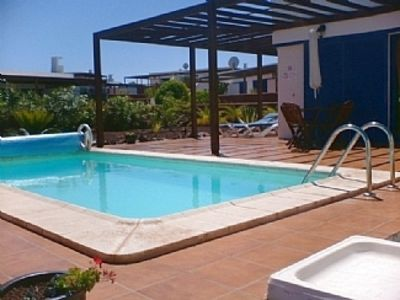 Photo for Lovely Villa With Private Heated Pool In Secluded Garden