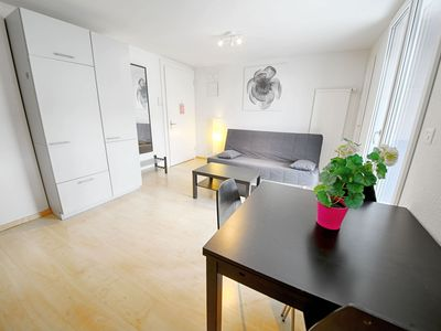 Photo for ZH Khaki - Letzigrund HITrental Apartment