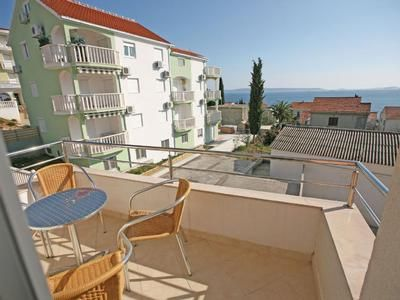 Photo for Holiday apartment Seget Vranjica for 4 - 6 persons with 2 bedrooms - Holiday apartment