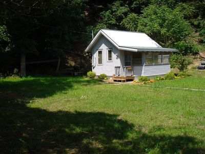 Photo for Cozy Cottage, Dog Friendly! (No Pet Fee) Walk to the Beach from The Nutshell!!