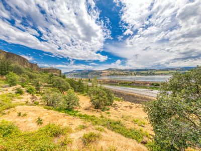 Photo for NEW LISTING! Large, family friendly home w/ Columbia River view - near hiking!