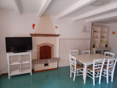 Photo for S128 - Sirolo, delightful three-room apartment in the center with air conditioning