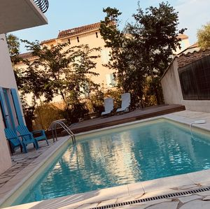 "Photo for Luxury apartment in ""Villa Beau-Soleil"" pool to Tropez 9 min. Grimaud 6 min."