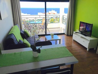 Photo for Panoramic sea views in Puerto del Carmen