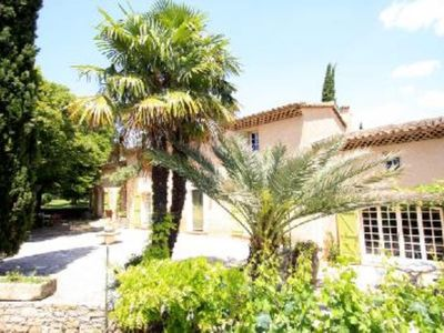 Photo for Character house with heated pool and tennis on 2ha closed