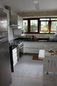 Photo for Thin and comfortable beach house with pool, terrace, 100m from the sea barbecue