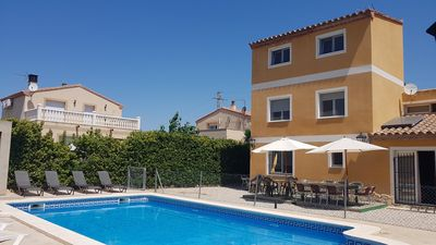 Photo for 5BR Villa Vacation Rental in Ametlla de Mar (l')