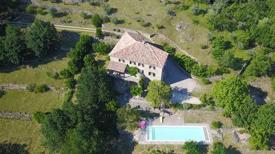Photo for A mas of independent character on a large property, an exceptional place
