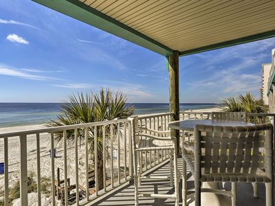 Photo for NEW! Oceanfront Panama City Beach Condo w/Pool!