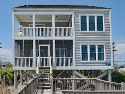 Photo for The Wave - Oceanfront in Garden City Beach