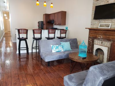 Photo for Bayou St.John Modern Gem in the heart of Mid-City!!..minutes from French Quarter