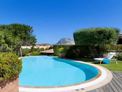Photo for Beautiful villa with pool, 150 meters to the beach