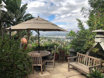 Photo for *Special Pricing*  Quiet Bali Paradise Spectacular Views Hollywood hills