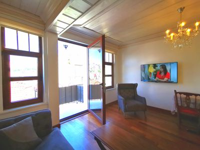 Photo for Apartment with balcony at balat