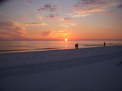 Photo for Direct Access to Splendid White Sands at Siesta Beach, Rated Best Beach in USA