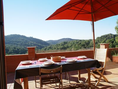 Photo for 4BR House Vacation Rental in Canyelles, Barcelona