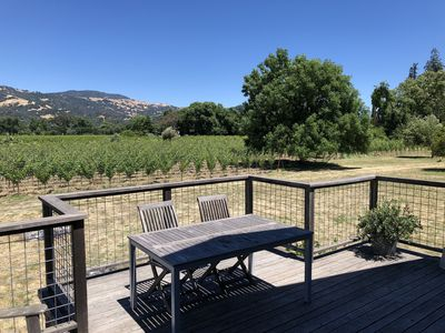 Photo for Simple, Serene Wine Country Retreat In Alexander Valley (Sonoma County)