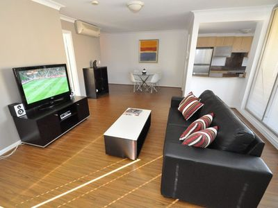 Photo for WOL 12 BRK - 1BR Bourke Street