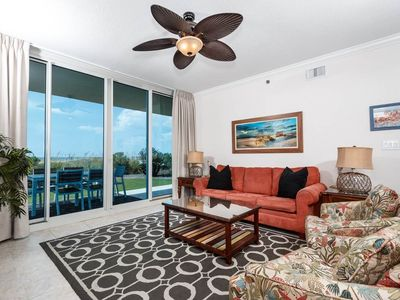 Photo for Waterscape B101: 2 BR / 3 BA condominium in Fort Walton Beach, Sleeps 10