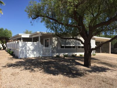 Photo for Comfortable and Cozy Vacation Home in Sun Lakes Country Club, AZ.