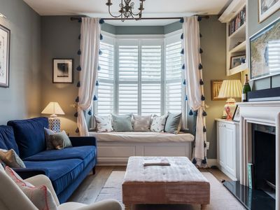 Photo for Beautiful Interiors on a Battersea Crescent