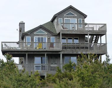 Photo for Oceanfront, Dog and Electric Car Friendly, Great Ocean Views, 3rd Fl Bedr Suite,