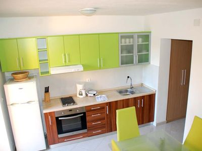 Photo for Villa Alpa, accommodation in Punta-Umag, air-conditioned, WiFi, free parking