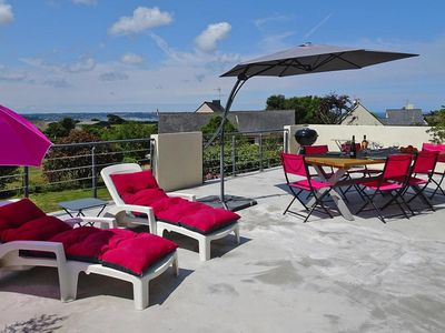 Photo for holiday home, Trélévern  in Côtes d'Armor - 4 persons, 2 bedrooms