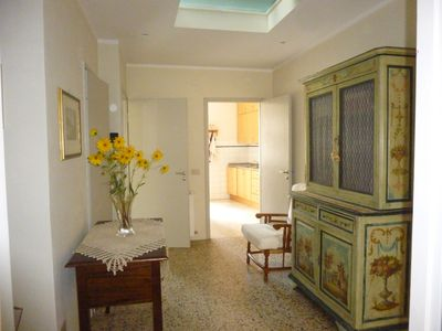 Photo for Wonderful location inside the historical walls, with terrace and one attic room