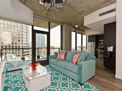 Photo for URBAN DOWNTOWN LA EXCLUSIVE PENTHOUSE