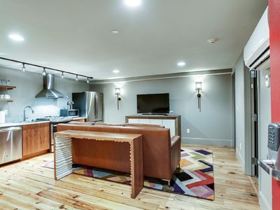Photo for Closest vacation rental to Broadway - DOWNTOWN NASHVILLE 2nd Avenue
