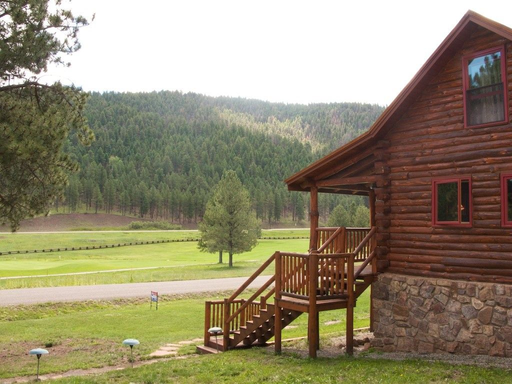 Christmas week special unbelievable log cabin on the 16th for Cabins in taos nm