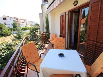 Photo for Two bedroom apartment with terrace Rovinj (A-7095-a)