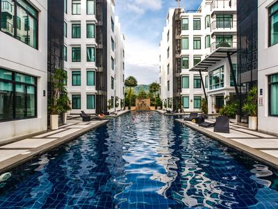 Photo for Kamala Regent C102 - Pool view apartment with pool and gym