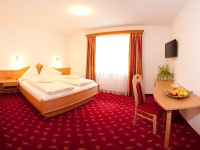 "Photo for Double Room ""Birke"" - Breakfast Hotel Birkenhof"