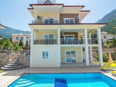 Photo for 6 Bedroom Detached Villa With Own Pool And Garden
