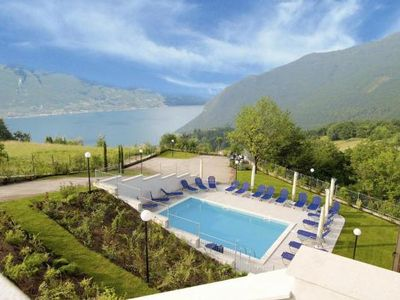 Photo for Residence La Sorgente, Tignale  in Westlicher Gardasee - 4 persons, 2 bedrooms