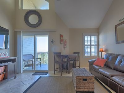 Photo for 423 Grand Caribbean Beach Condo - Amazing location with access to everything